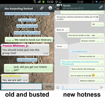 WhatsApp Messenger Beta released for 4.0 ICS Android devices