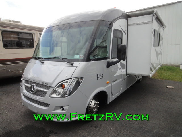 Mercedes Diesel Class C Sprinter Motorhome RVs for sale