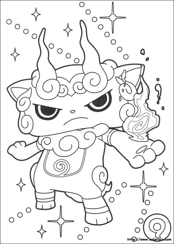 Index Of Imagescoloriageyokai Watch