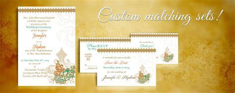 Indian Wedding Cards and Accessories   Design a Wedding