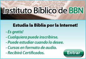 Estudia la Biblia por Internet