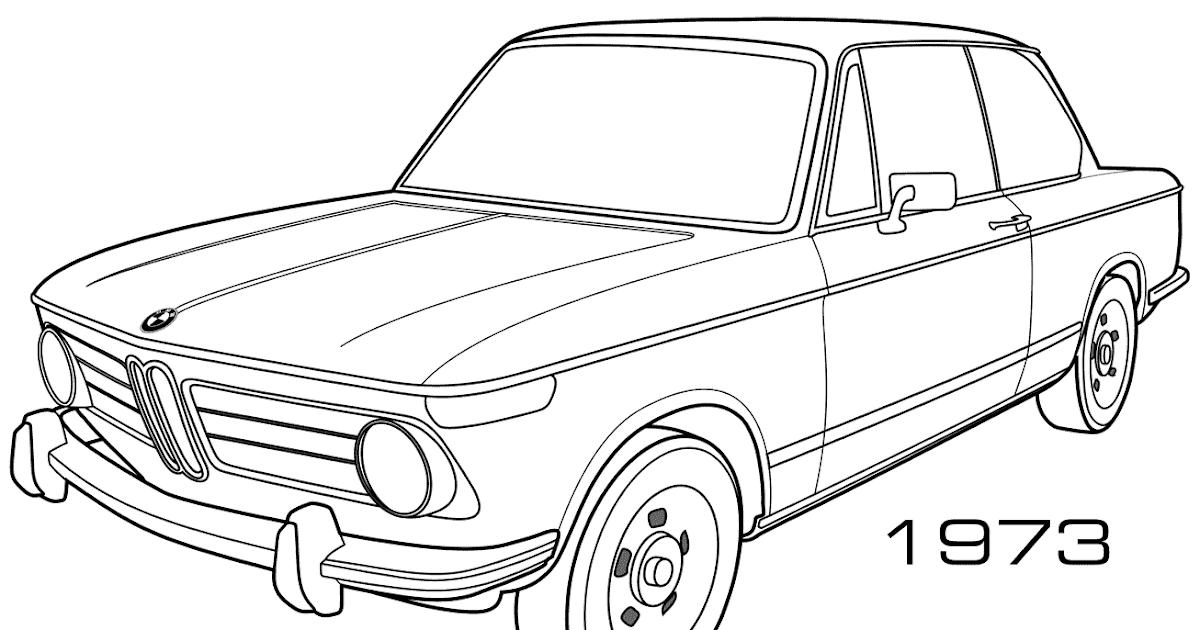 19 new ausmalbilder alte autos