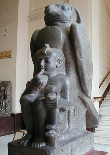 Horus-Ancient-egyptian-sky-god