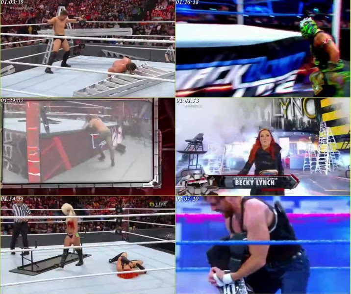 WWE TLC (2016) PPV Full Show 480p Free HDTV