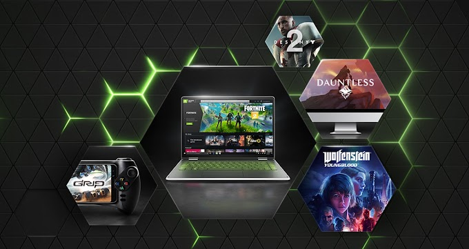 GeForce NOW continues its expansion: now available for Chromebook