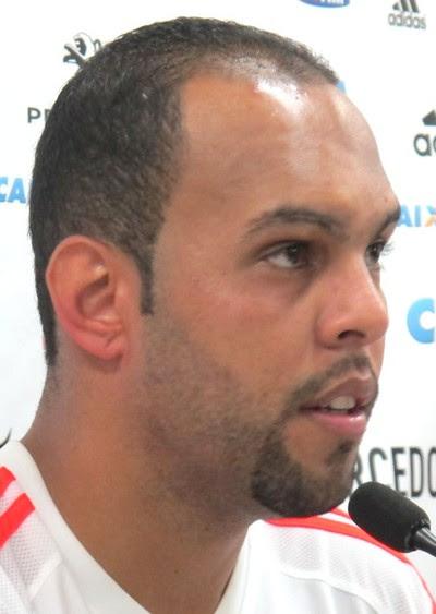 Alecsandro Coletiva Flamengo (Foto: Thales Soares )