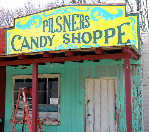 wild west candy shoppe
