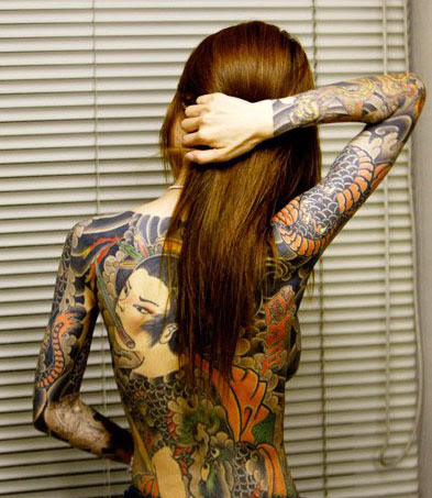 Tattoos Removal on Japanese Tattoo Gallery Tattoos Removal On We Heart It   Visual