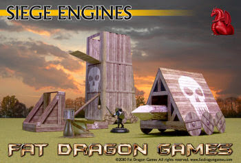 Siege engines