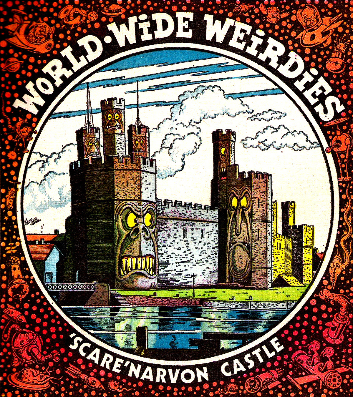 Ken Reid - World Wide Weirdies 38