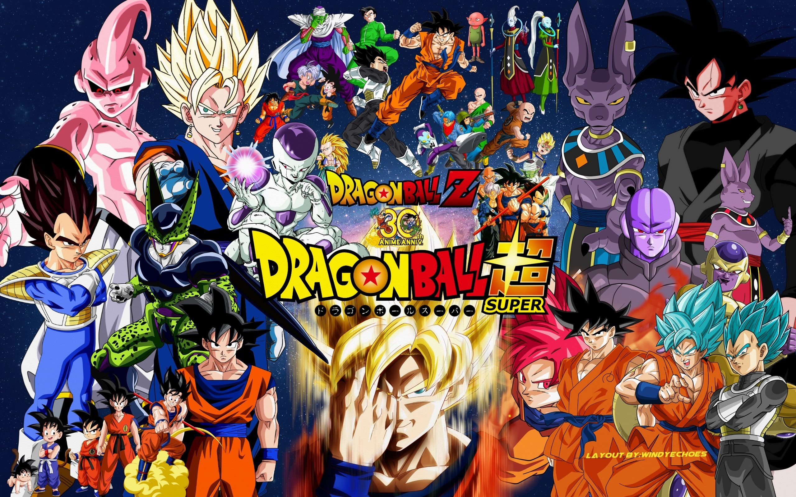 Dragon Ball Super Wallpapers 60 Background Pictures