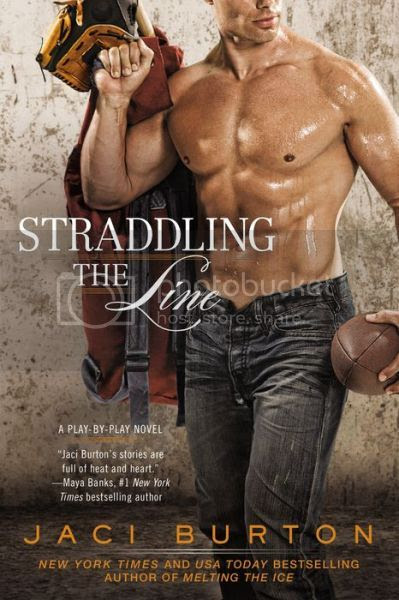 Straddling the Line Cover