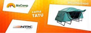 Sorteio: Ganhe Uma Cama Tatu – Promoção MaCamp + Nautika