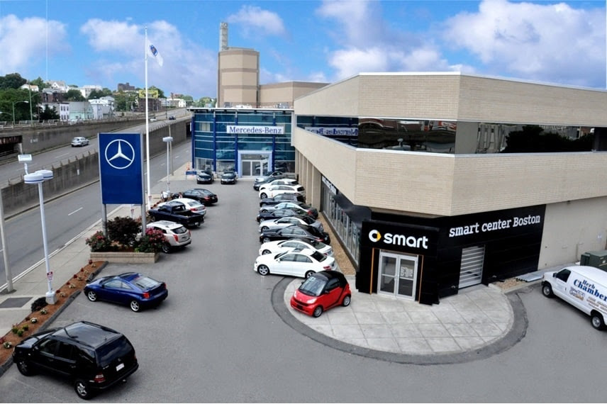 Mercedes-Benz Service | Maintenance near Cambridge, MA
