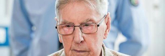 Aveva 95 anni e l'anno scorso era stato condannato a 5 anni di prigione