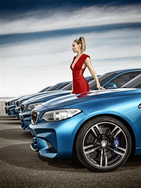 Get Your BMW M2 Gigi Hadid Wallpapers Here