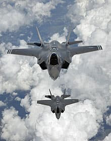 The Harper government announced in 2010 it would buy 65 F-35 Joint Strike Fighter aircraft, but decided to restart the fighter jet procurement process after a highly-critical report last spring from the auditor general.