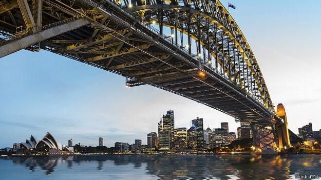 Гавань Сиднея