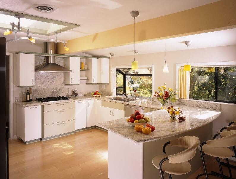 Home Stratosphere Kitchen Floors