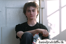 Adrian Green photoshoot (promotion Prisoner of Azkaban)