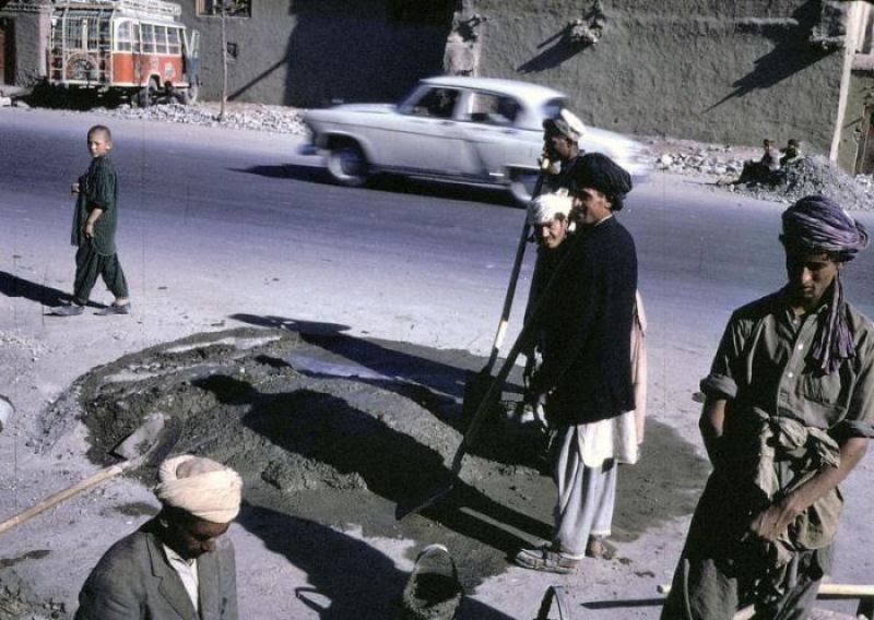 Galeria de fotos do Afeganistão dos anos 50 e 60 38