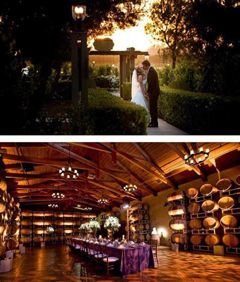 Local Venues: Ponte Winery   Exquisite Weddings