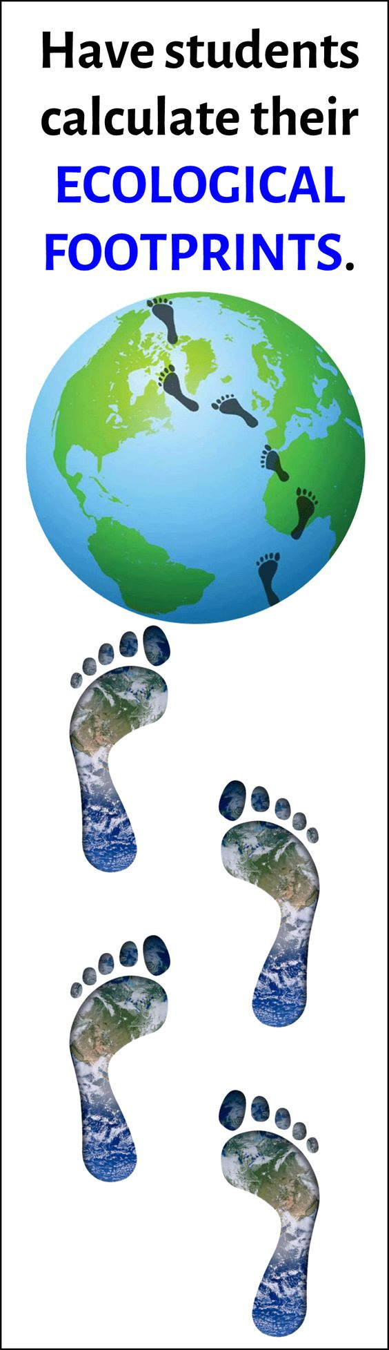 Ecological Footprints - Internet Activity {Editable}   Computer ...