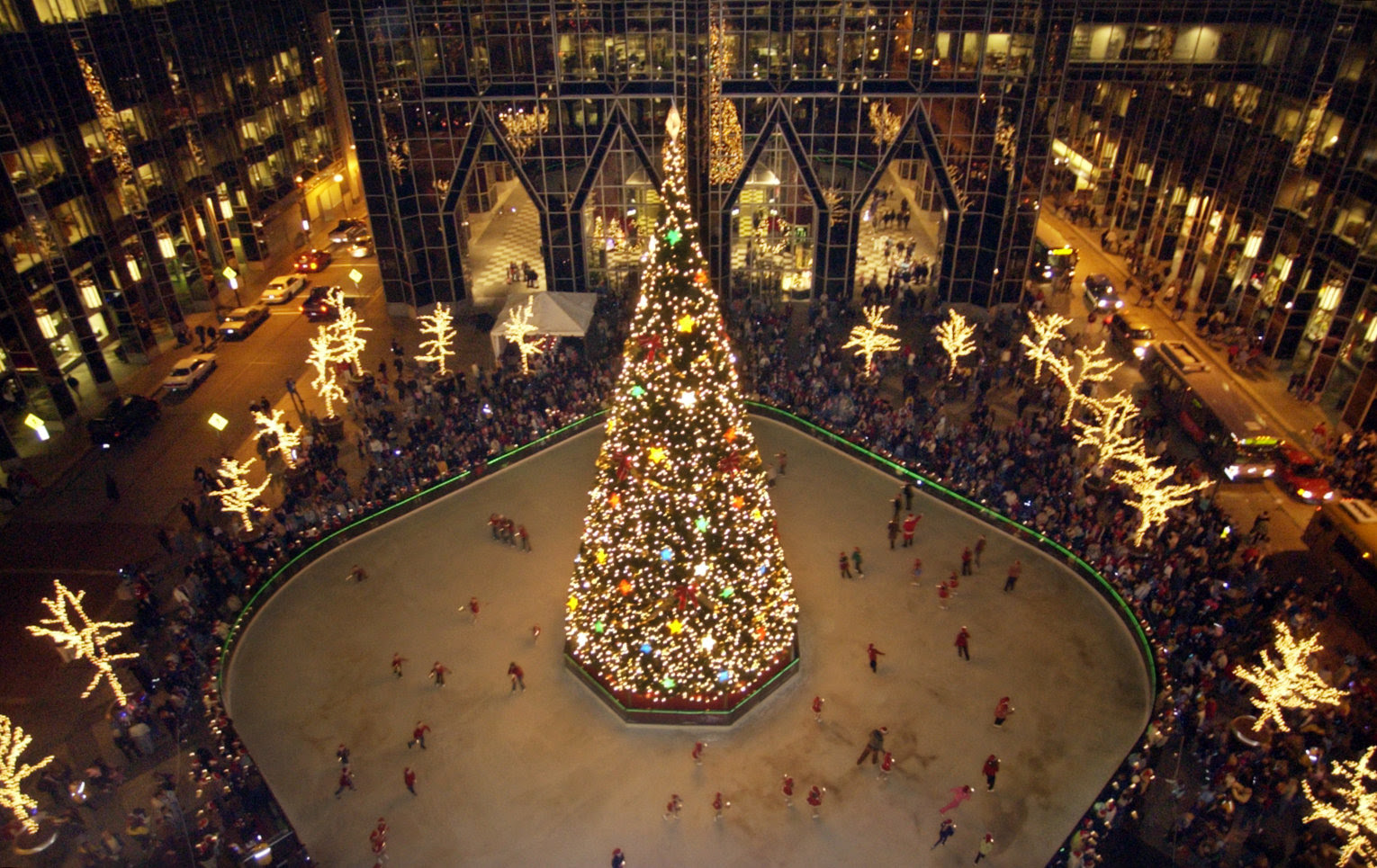 Light Up Night Schedule What To See And Do This Holiday Season In