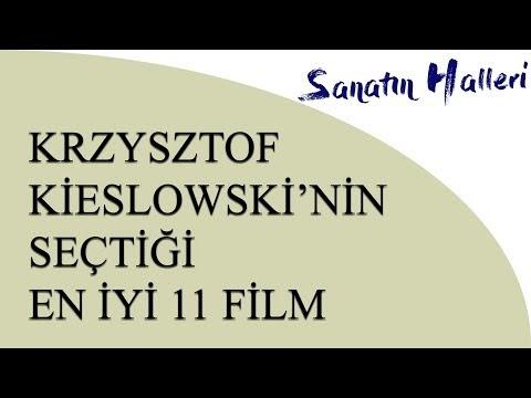 Kieslowski'nin Seçtiği En İyi 11 Film | Sinema | Sanatın Halleri