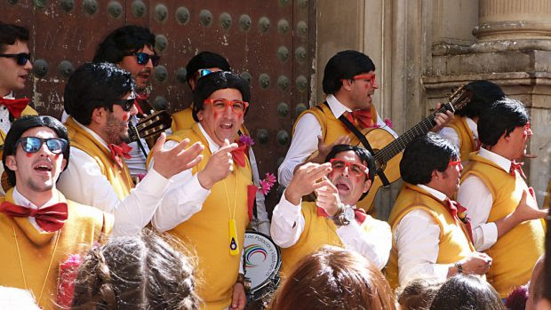 Unusual Festivals in Spain