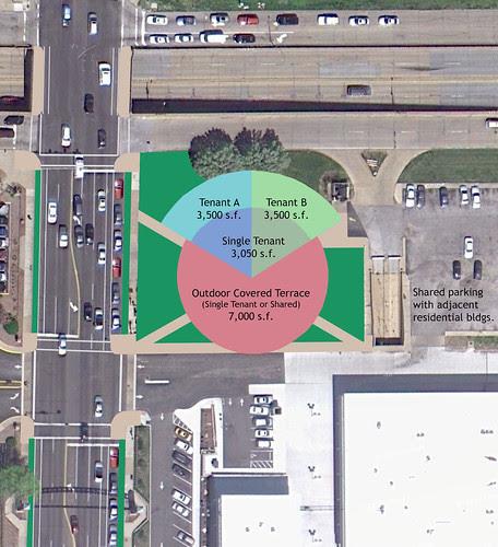 212 S Grand Site Plan