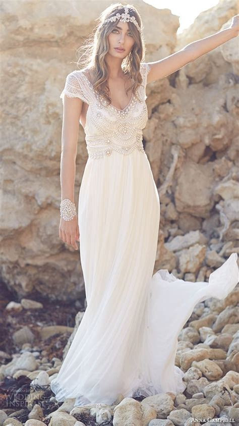 Bohemian Style Wedding Dresses for Western Brides