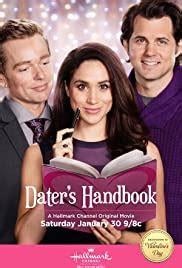 daters handbook tv