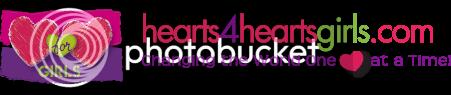 Hearts4Heartsgirls Logo