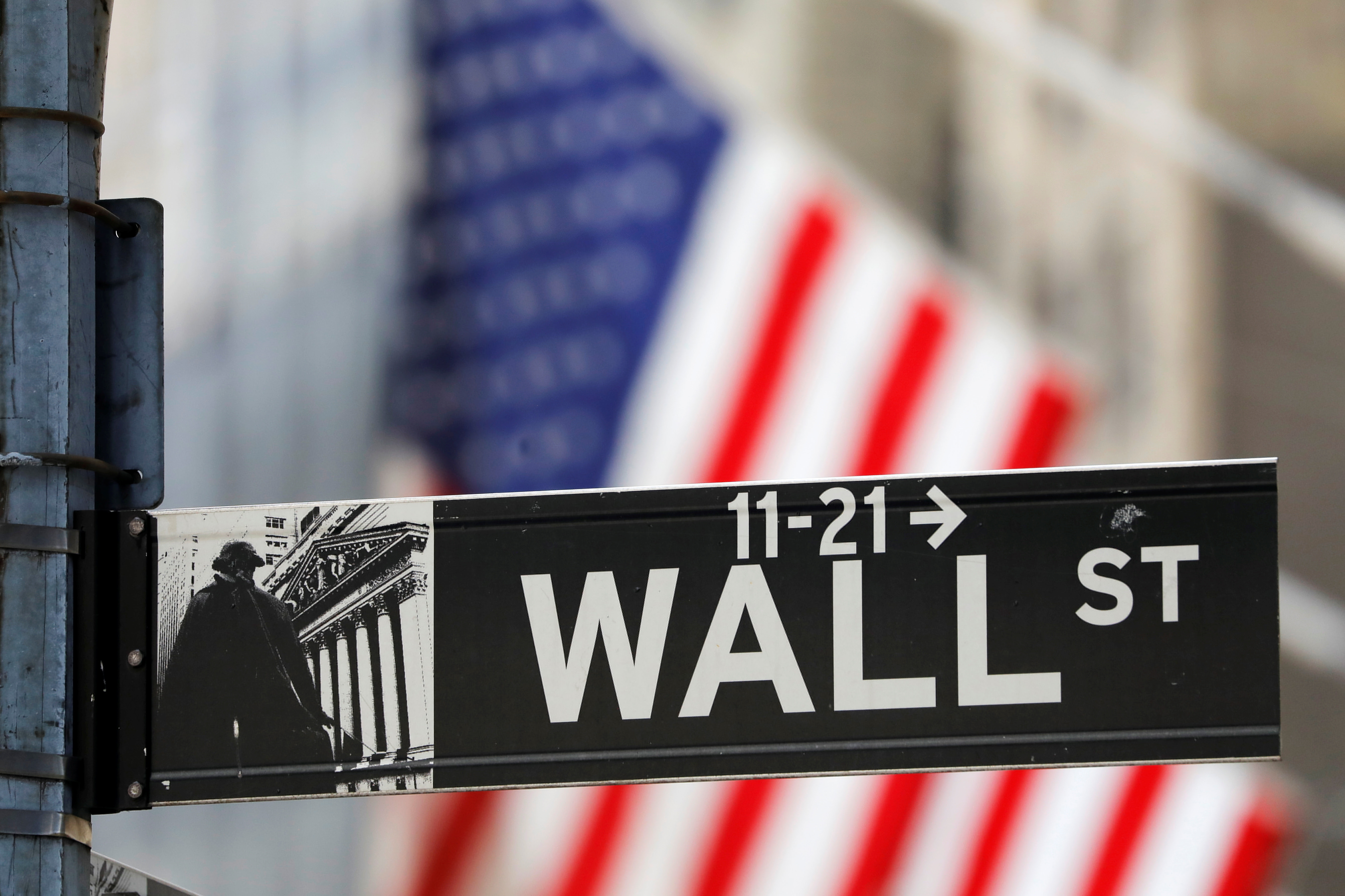 Wall Street set for muted open as jobless claims rise