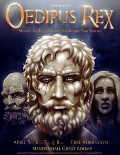 Oedipus Rex | Tacky Harper's Cryptic Clues