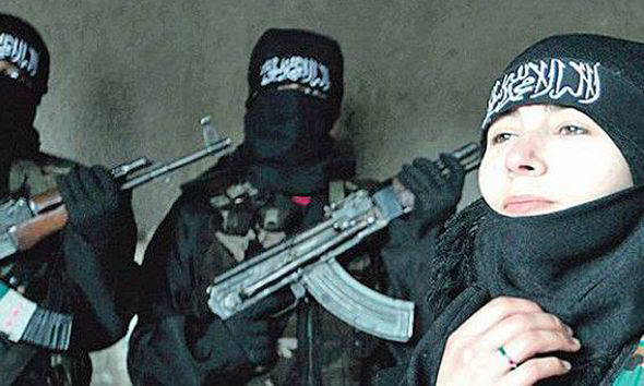 Police feared the jihadi girls were inspiring other young teenagers to join the terror group