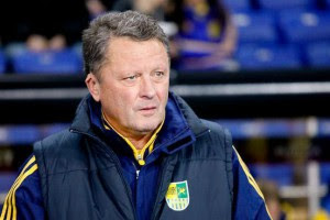 Мирон Маркевич ищет усиление вратарской позиции