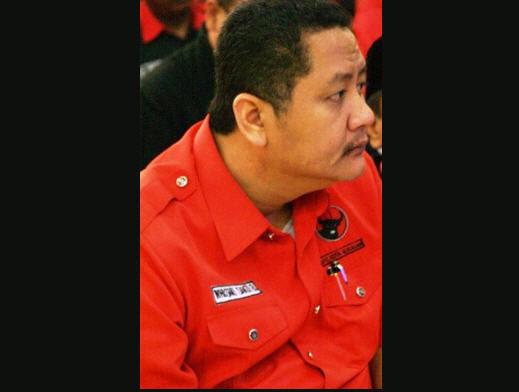 Inilah Wajah Ketua PDIP Surabaya yang Menolak Dolly Ditutup