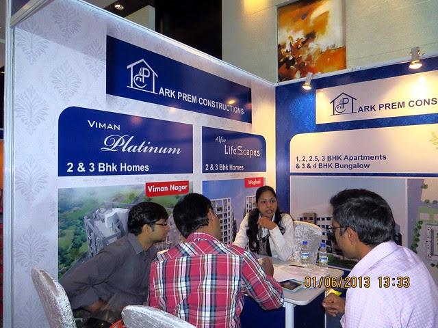 www.arkprem.com - Visit Times Property Showcase 2013, 1st &2nd June 2013, JW Marriott, S B Road, Pune