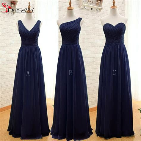 Convertible 2016 Cheap Bridesmaid Dresses Mint Green Navy