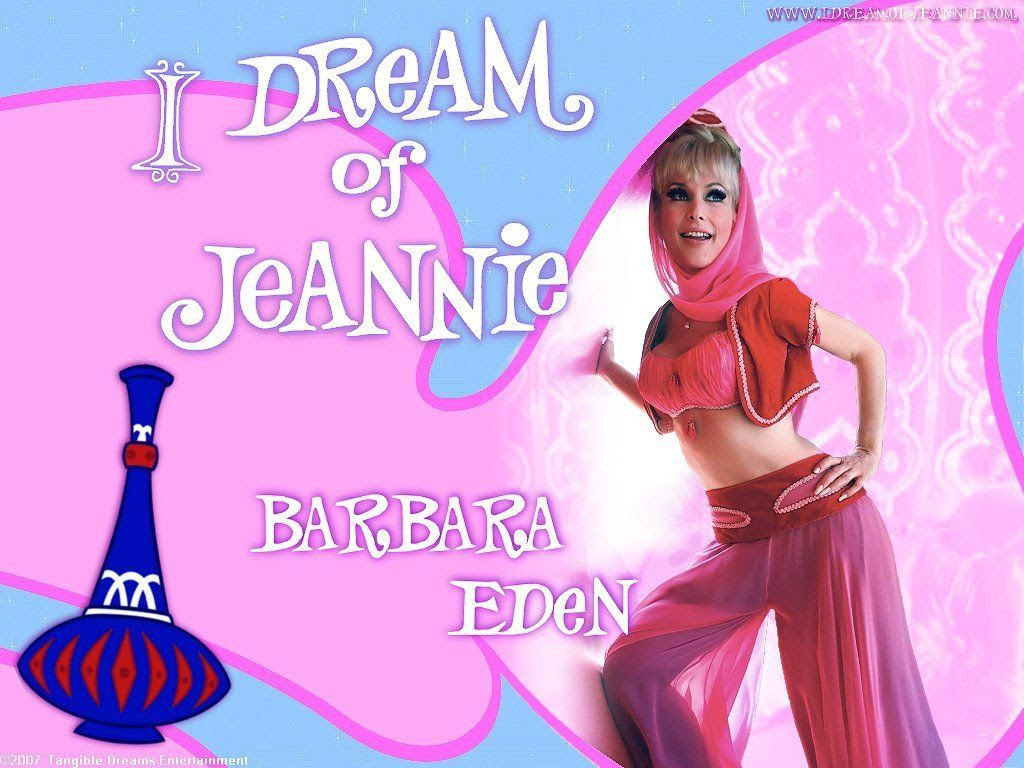 I Dream Of Jeannie I Dream Of Jeannie Wallpaper 42635834 Fanpop