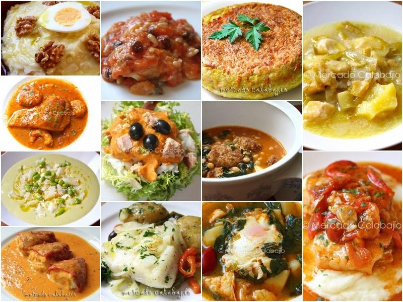 12 recetas con bacalao para semana santa mercado calabaj o for Comida semana santa