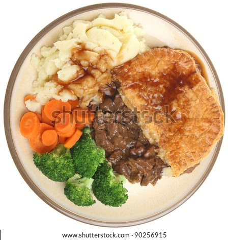 Beef Pie Stock Photos, Images, & Pictures | Shutterstock