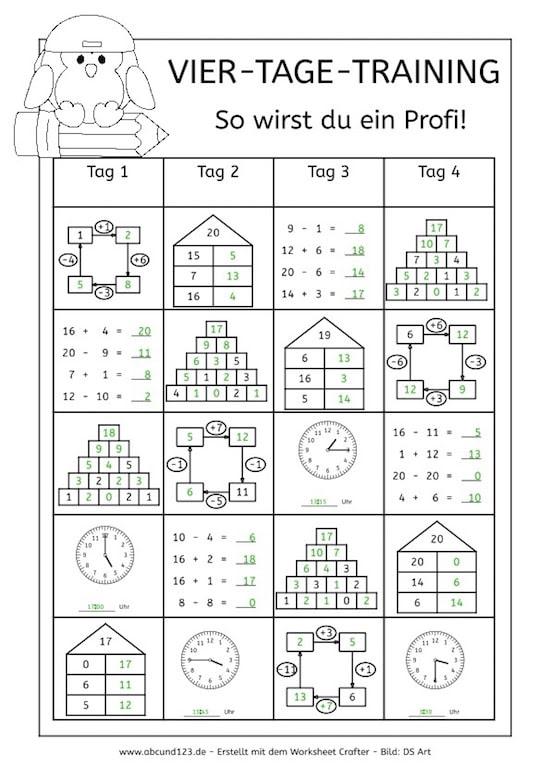 60 Arbeitsblatt Mathe Dezimalzahlen