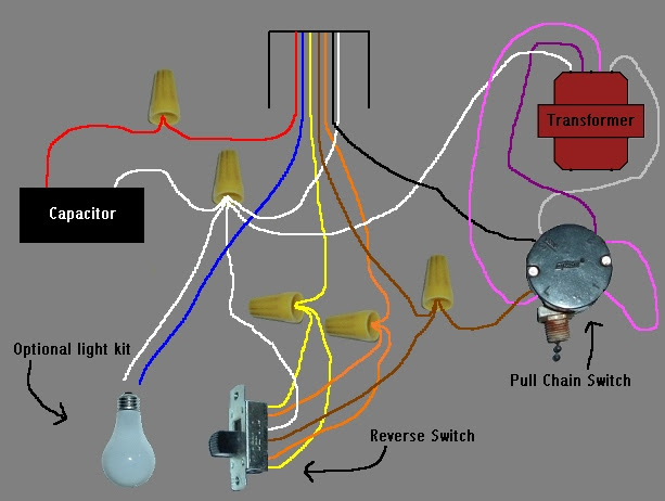 Secret    Diagram     For you Wiring    diagram    for hampton    bay