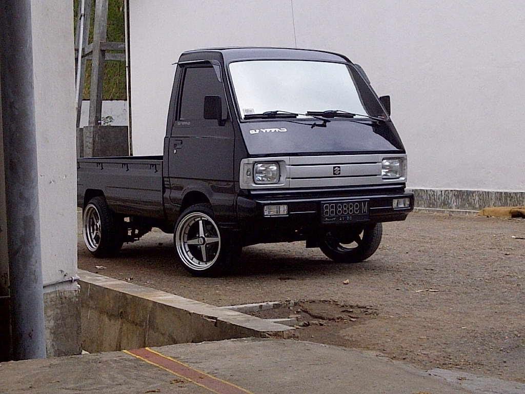 Mobil Pick Up Mini Terbaru - Pelekmodif
