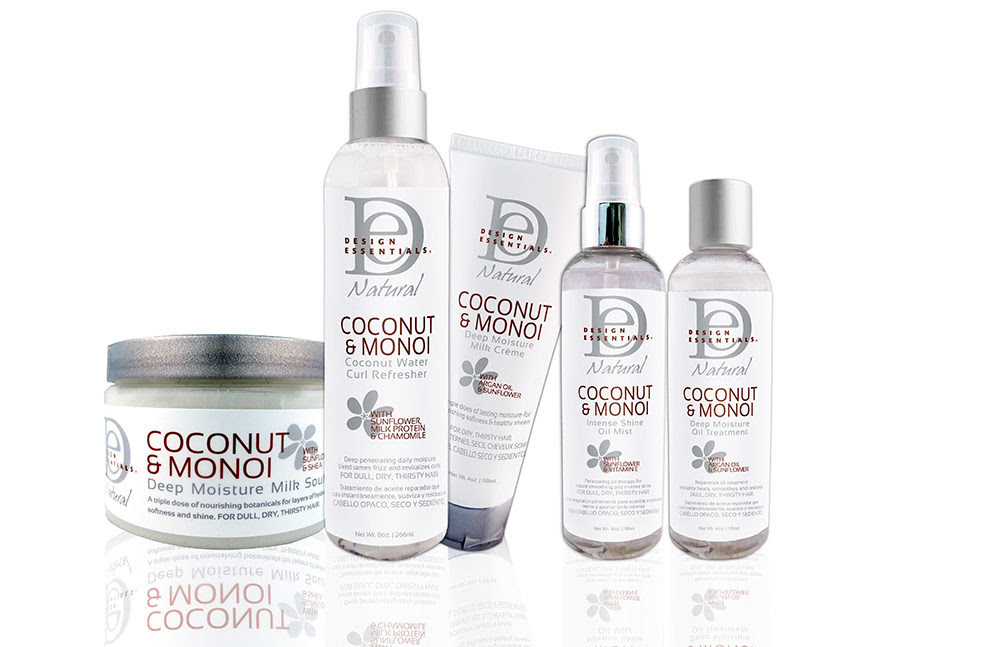 Own By Femme Review Design Essentials Coconut Monoi