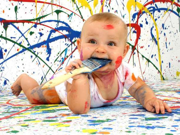 Πως να καλλιεργήσετε την καλλιτεχνική πλευρά του παιδιού σας