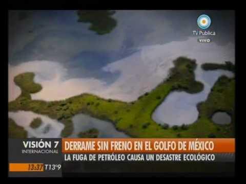 V7Inter: Derrame sin freno en el Golfo de México